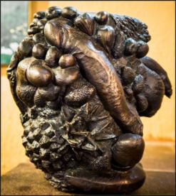 Fruit Vase